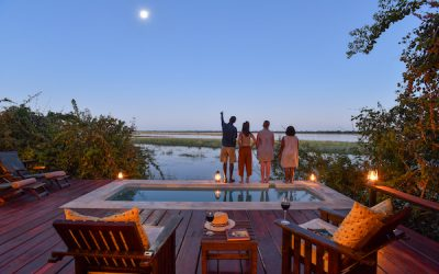 A Week of New and Old Memories at Royal Zambezi Lodge